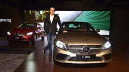 2018 Mercedes C-Class petrol variant to launch later this month - Report