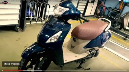 TVS Jupiter Grande Edition - In Images & Video