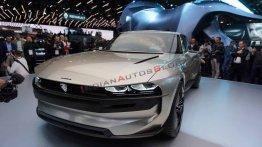 Peugeot e-Legend concept - 2018 Paris Motor Show Live