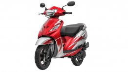 TVS Wego 110 discontinued in India, exports to continue - Report