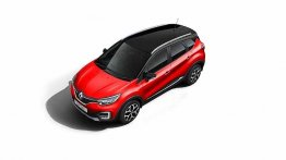 Renault Captur now available with new Radiant Red paint option