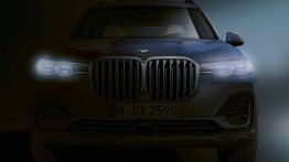 Flagship BMW X7 not expected in India in 2019