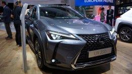 2019 Lexus UX - Motorshow Focus