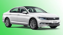 VW Passat Connect launched, Prices start at INR 25.99 lakh