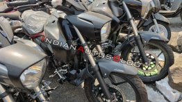 Special Edition Suzuki Intruder SP - In 8 Live images