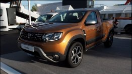 Custom 2018 Dacia Duster single-cab pickup detailed [Video]