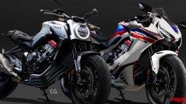 2019 Honda CBR650R & CB650R digital renders look promising