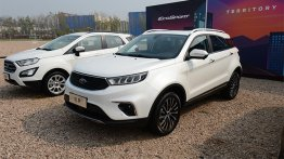Ford Territory joins the EcoSport in the Blue Oval's Chinese SUV family