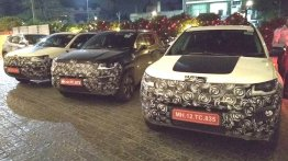 Jeep Compass Trailhawk spied in India ahead of early 2019 launch