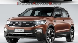 VW T-Cross EU vs. T-Cross LATAM vs. T-Cross China - In Images