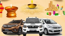 Diwali 2018 Car Discounts (Part 2/2) - Mahindra Scorpio to Maruti Ertiga