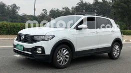 LATAM-spec VW T-Cross spotted undisguised post its unveil