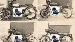 Jawa 300 Classic, Scrambler, Café Racer & Bobber likely to be unveiled on 15 Nov