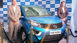 Made-in-India Tata Nexon & Tata Hexa launched in Tanzania