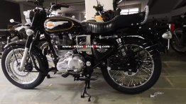 Royal Enfield Bullet 350 ABS to arrive in February - Report