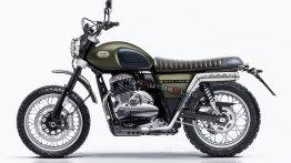 Jawa 300 'Scrambler' imagined, to be unveiled on 15 November
