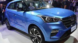 Hyundai Creta Diamond concept unveiled at Sao Paulo Auto Show [Video]