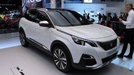 Peugeot 3008 HYBRID4 - Motorshow Focus