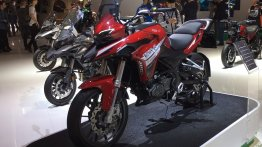 BS-VI ready Benelli TRK 251 heading to India later this year