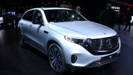 Mercedes EQC electric SUV could launch in India by end of 2019 - Report