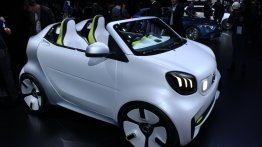 Smart Forease Concept - Motorshow Focus