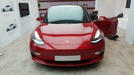 Tesla Model 3 - Motorshow Focus