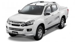 Isuzu D-Max V-Cross gets 'Jonty Rhodes Limited 30' accessories pack
