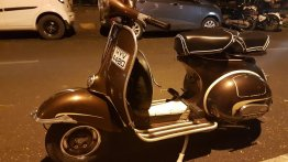 1964 Vespa owned by IAB reader neatly restored to original specification