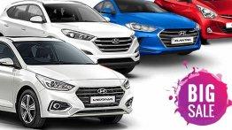 Hyundai Car Discounts for November 2018 - Up to INR 1.8 lakh off!