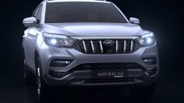 Mahindra Alturas G4's first official video released ahead of launch this weekend [Video]