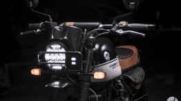 Modified Royal Enfield Himalayan 'SCRAM212' by Motokraft Customs