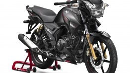TVS Apache RTR 180 gets another price hike - IAB Report
