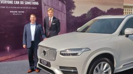 Volvo to assemble XC90 T8 PHEV in India, launch more PHEVs