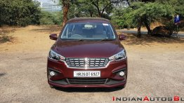 Maruti Suzuki receives 23,000 bookings for 2018 Maruti Ertiga - Report