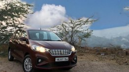 Maruti Ertiga 1.5L diesel also to be launched next month - Report