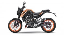 KTM 125 Duke to arrive in Mumbai from Nov 30; priced at INR 1.17 lakh (introductory)