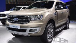 Details about the 2019 Ford Endeavour emerge weeks before launch - Report