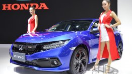 India-bound 2019 Honda Civic & Civic Modulo at Thai Motor Expo - Live