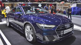 2018 Audi A7 Sportback at the Thai Motor Expo - Live