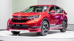 Honda CR-V Mugen concept debuts at KLIMS 2018