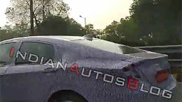 2019 Honda Civic spotted testing in India for the first time [Video]