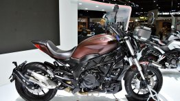 Benelli 502C cruiser India launch confirmed for 2019