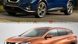 2019 Nissan Murano vs. 2014 Nissan Murano - Old vs. New