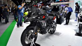 India-bound Benelli TRK 502 - Motorshow Focus