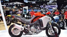 India-bound Ducati Multistrada 1260 Enduro at the Thai Motor Expo - Live