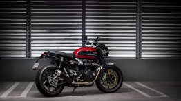 2019 Triumph Speed Twin launched in India at INR 9.46 lakh