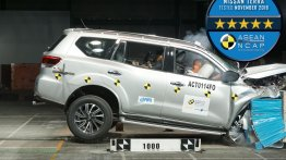 Nissan Terra gets 5-star safety rating from ASEAN NCAP [Video]