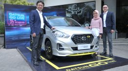 Limited-edition Datsun GO Live launched in Indonesia