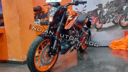 KTM Duke 125 gets another, INR 5,000 price hike
