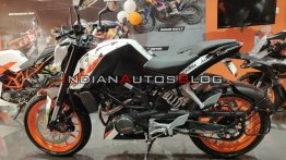 KTM 200 Duke ABS - In 9 Images